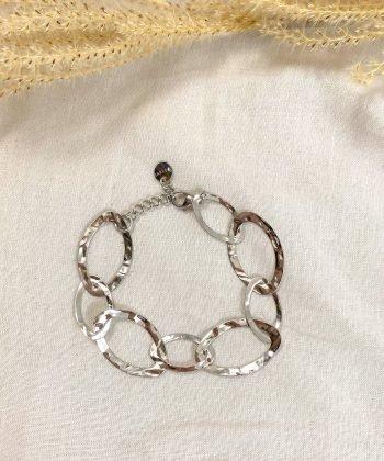 Bracelet Iris - Acier inoxydable Pao Bijoux