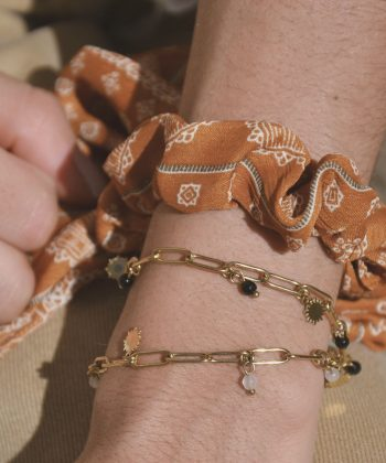 Bracelet Lina - Acier inoxydable Pao Bijoux