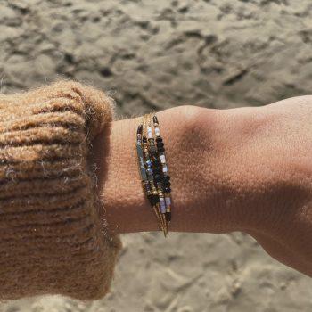 Bracelet GAIA - Acier inoxydable Pao Bijoux