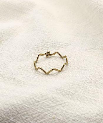 bague estelle acier inoxydable pao bijoux