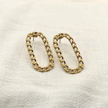 boucles d'oreilles carmen acier inoxydable pao bijoux 2