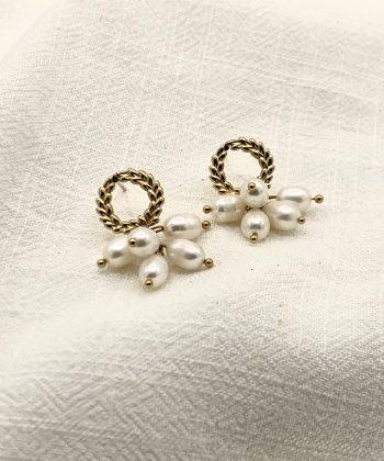 boucles d'oreilles mya acier inoxydable pao bijoux 2