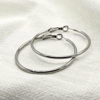 boucles d'oreilles soline acier inoxydable pao bijoux 2