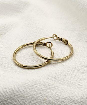 boucles d'oreilles zélie acier inoxydable pao bijoux 3