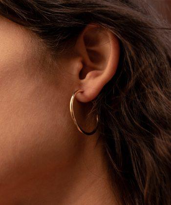 boucles d'oreilles zélie acier inoxydable pao bijoux