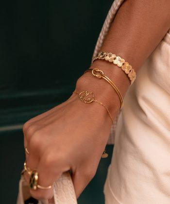 bracelet barbara acier inoxydable pao bijoux