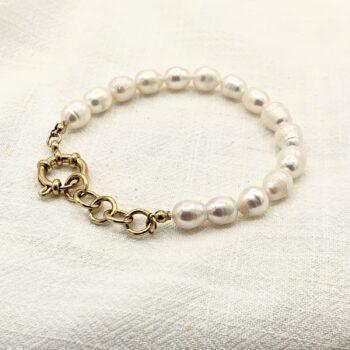 bracelet blanche acier inoxydable pao bijoux2