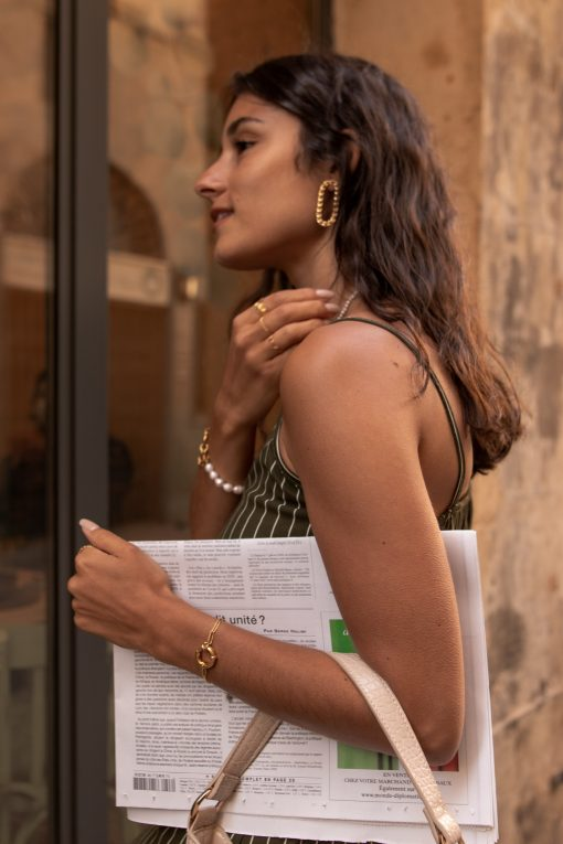 bracelet fanny acier inoxydable pao bijoux 3