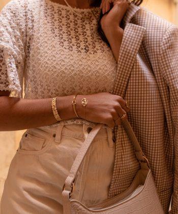 bracelet lola acier inoxydable pao bijoux