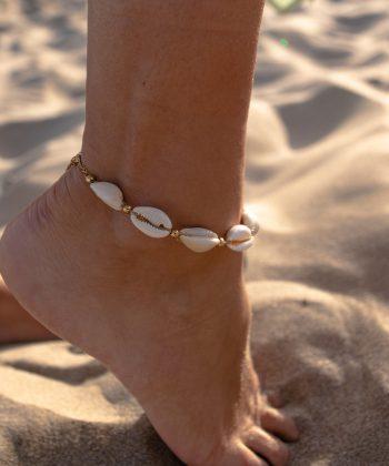 bracelet de cheville solene acier inoxydable pao bijoux 2