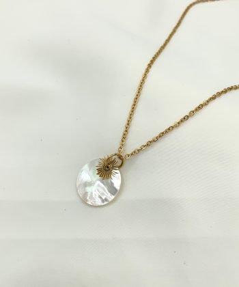 2 aglaé collier pao bijoux acier inoxydable