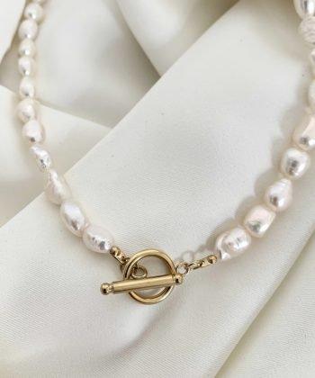 2 collier Éryane pao bijoux acier inoxydable