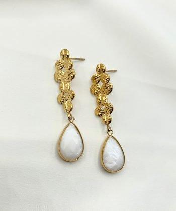 2 emma boucles d oreilles pao bijoux acier inoxydable