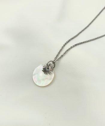 aglaé collier pao bijoux acier inoxydable