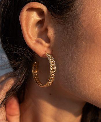 olive 2 boucles d oreilles pao bijoux acier inoxydable