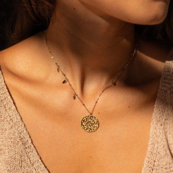 r0117 collier justine pao bijoux acier inoxydable2